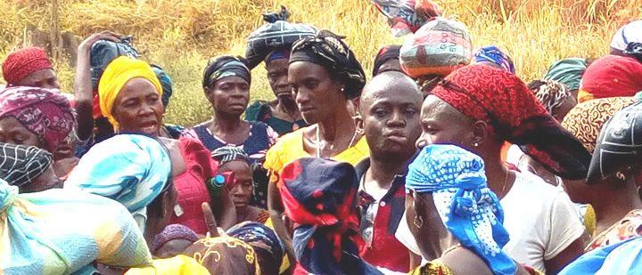 Attu Reachout Foundation Empwering Widows