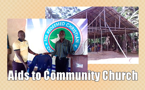 Aids to Community Church